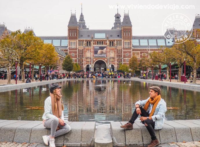 Rijksmuseum, el Museo Nacional de Holanda