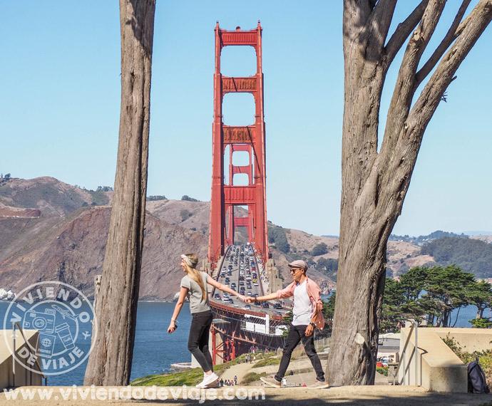 Mirador del Golden Gate | San Francisco
