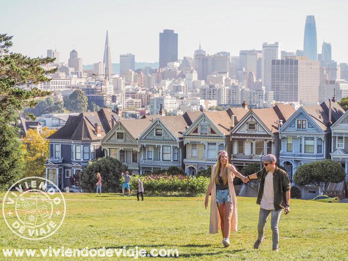 Painted Ladies | San Francisco en 3 días