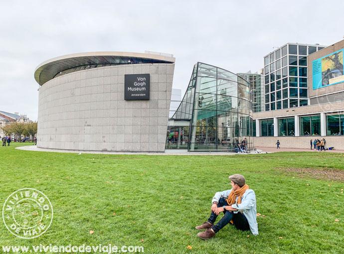 Museo Van Gogh, Ámsterdam