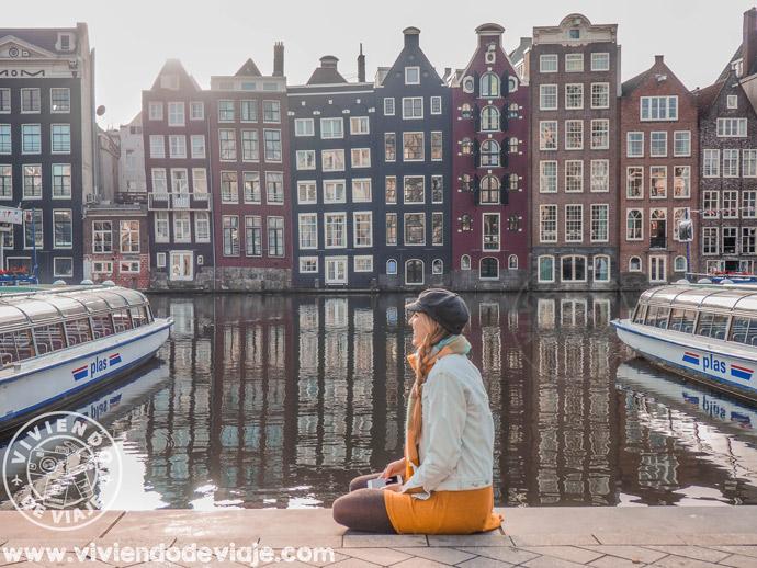 Viaje a Ámsterdam