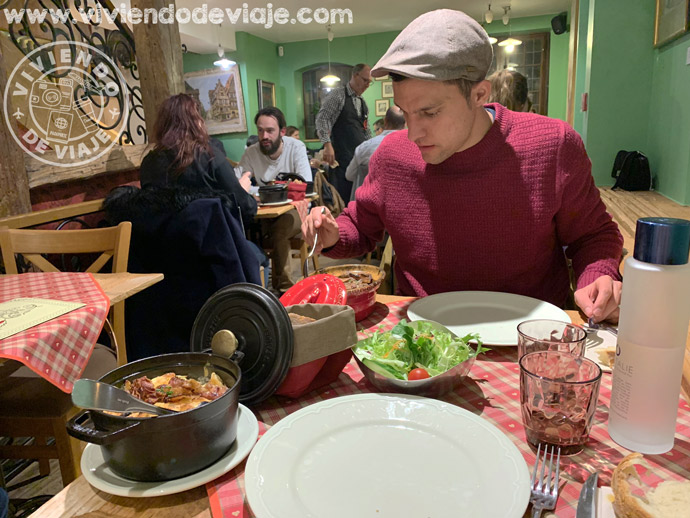 Restaurante Le Fer Rouge en Colmar