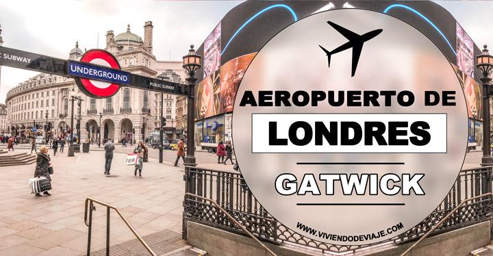 Cómo ir de Gatwick a Londres