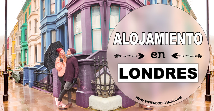 Las mejores zonas donde alojarse en Londres