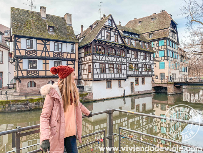Petite France, un imprescindible que ver en Estrasburgo