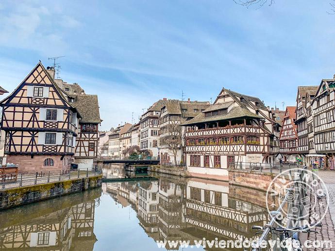 Que ver en Estrasburgo, la Petite France