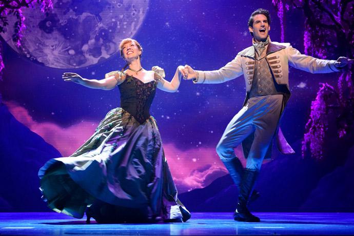 Entradas musical Broadway - Frozen