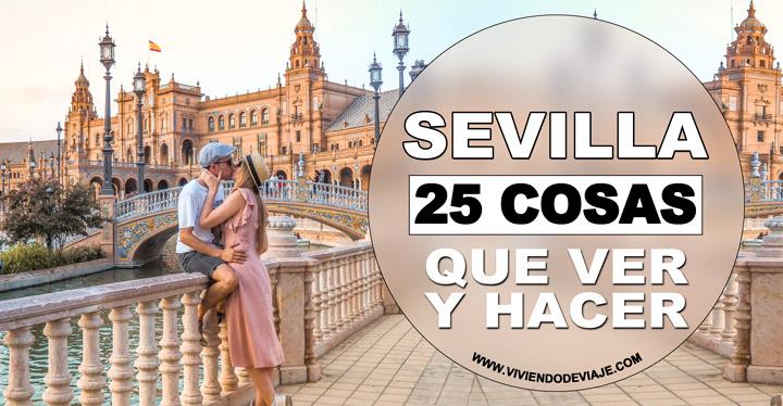 Que ver en Sevilla, lugares imprescindibles