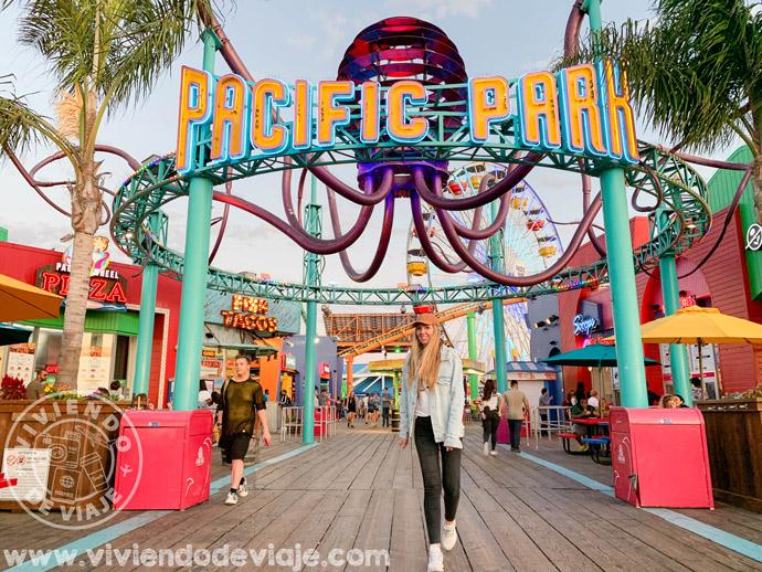 Pacific Park, Santa Monica
