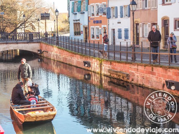 Paseo en barca por la petite Venice