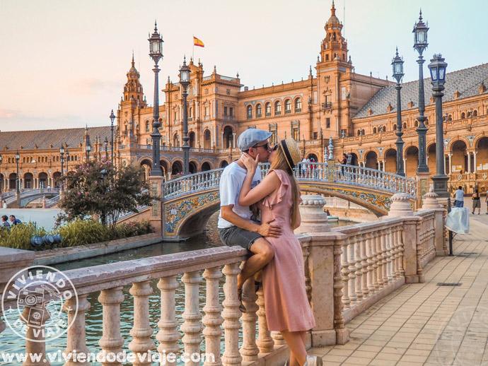 Plaza de España, imprescindible en tu visita a Sevilla