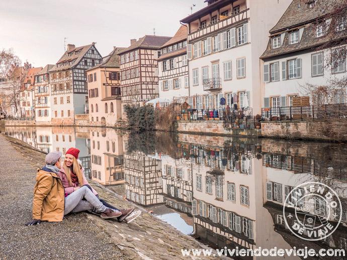 Que visitar en Estrasburgo, Petite France