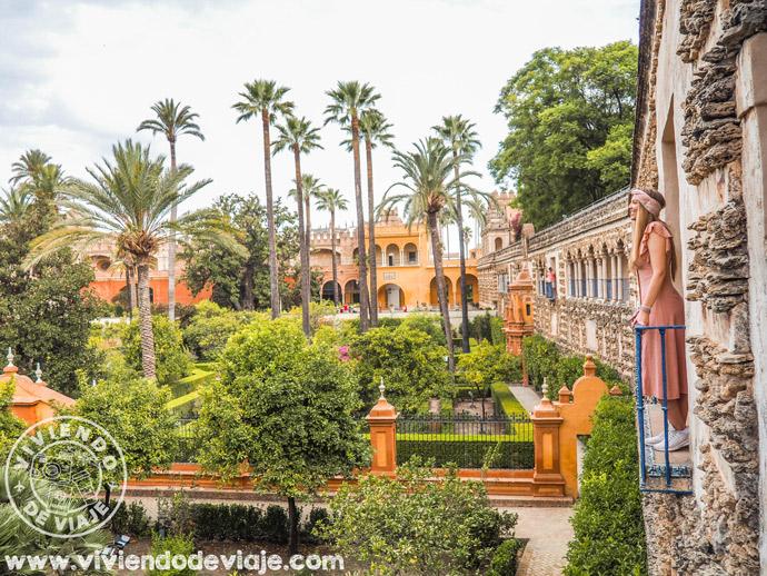 Qué visitar en Sevilla | Jardines del Alcázar