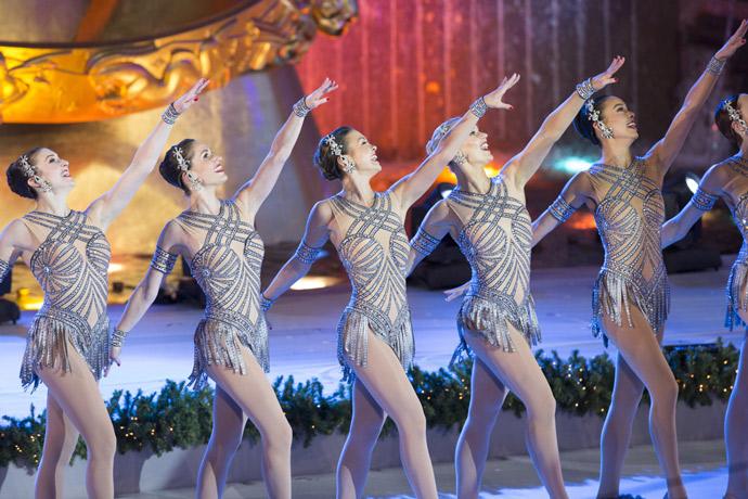 Rockettes en Radio City