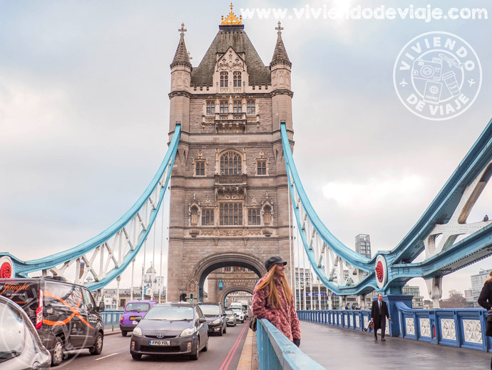 Consejo para viajar a Londres, haz un tour guiado