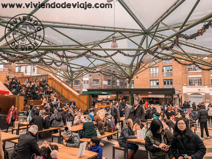 Borought Market, Londres