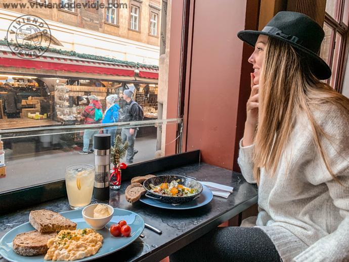 Cafetería Venue en Praga
