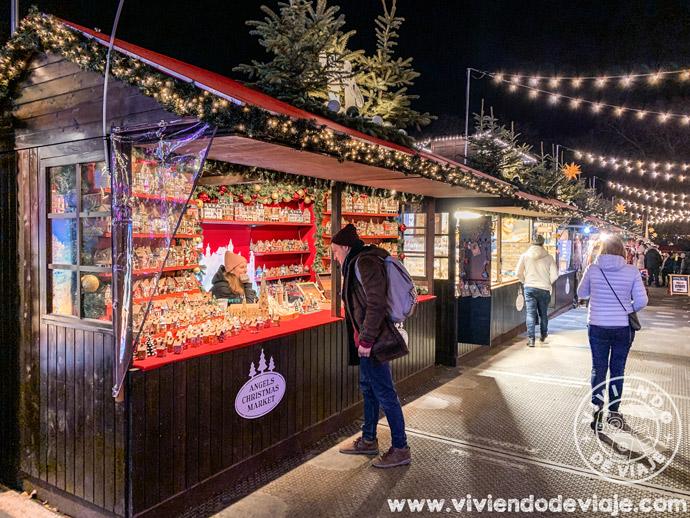 Londres en Navidad, Winter Wonderland