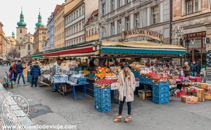 Mercado de Navidad de Havelske