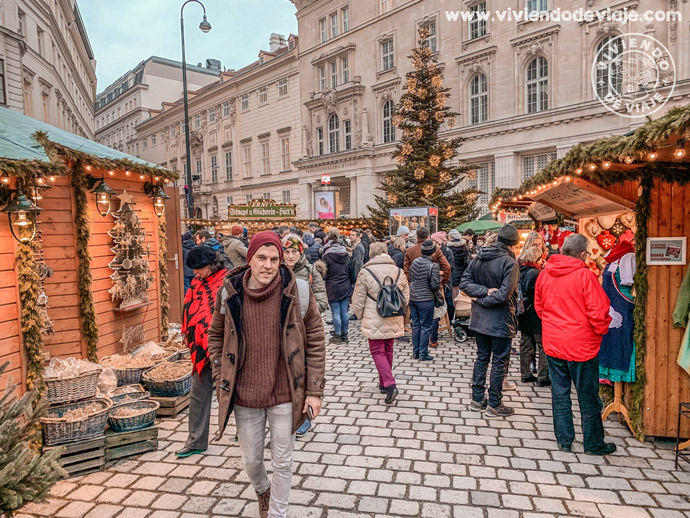 Mercado de Navidad de Alt Wiener