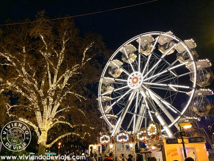 Mercado de Navidad del Ayuntamiento de Viena, Rathaus Park