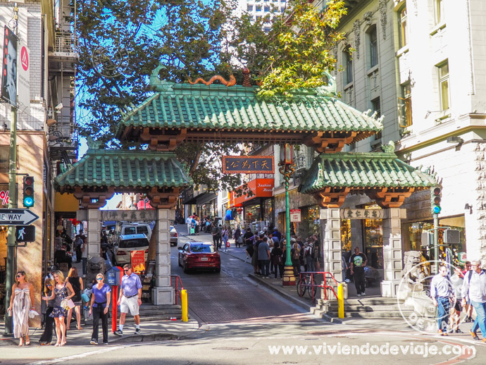 Barrio chino, San Francisco