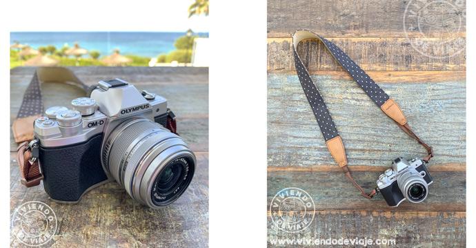 Nuestra cámara de fotos Olympus