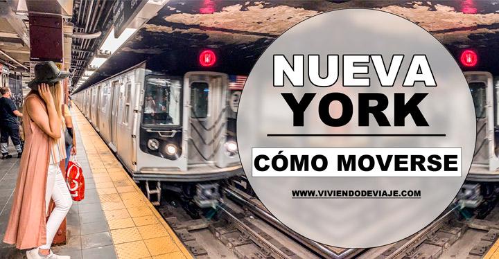 Cómo moverse por Nueva York