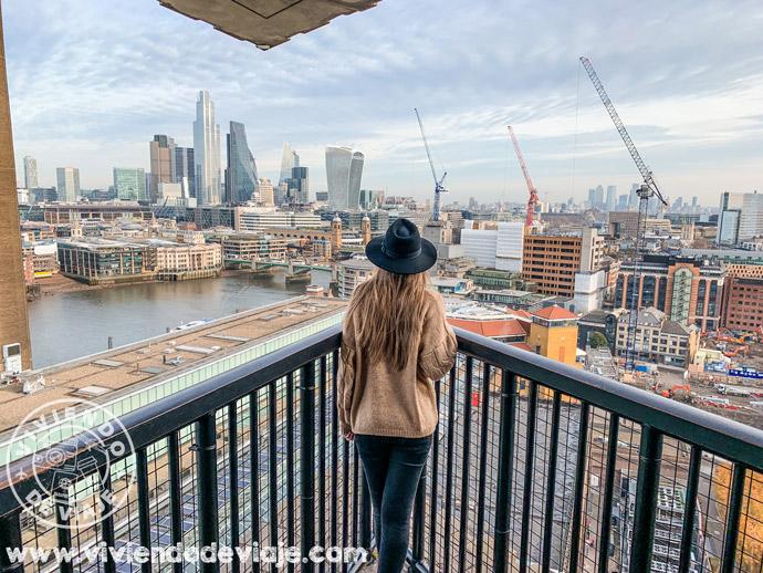 Cosas que hacer en Londres | Visitar el museo Tate Modern