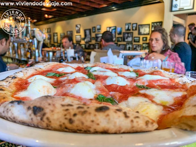 Tony's Pizza Napoletana en San Francisco