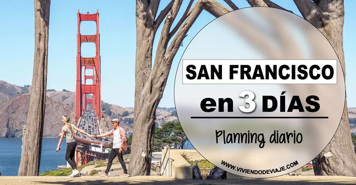 Que ver en San Francisco en 3 días