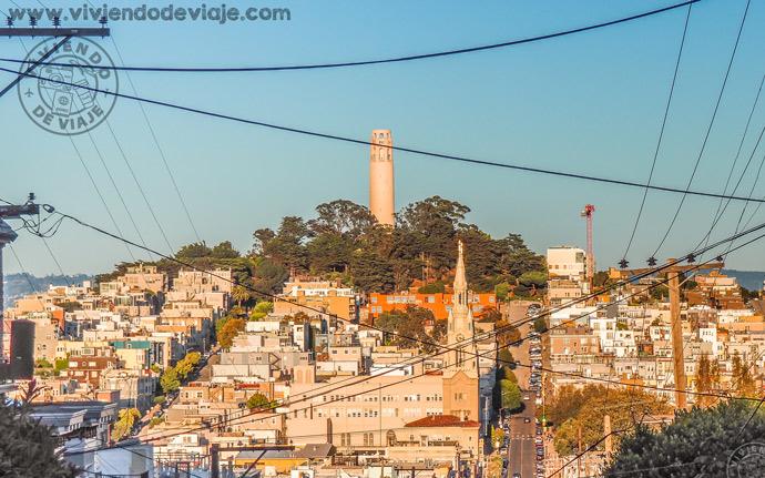 Coit Tower en San Francisco