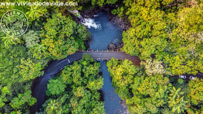 Qué ver en Big Island   Carretera escénica de Hamakua