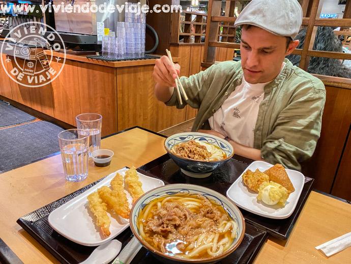 Dónde comer en Honolulu