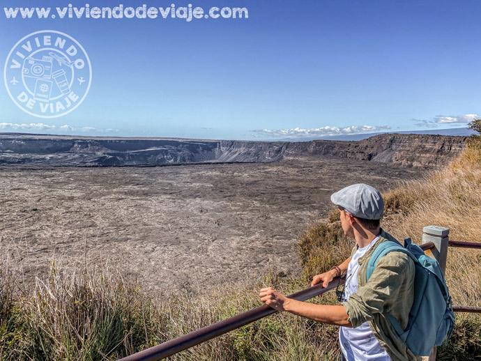 Parque Nacional de los volcanes, Big Island