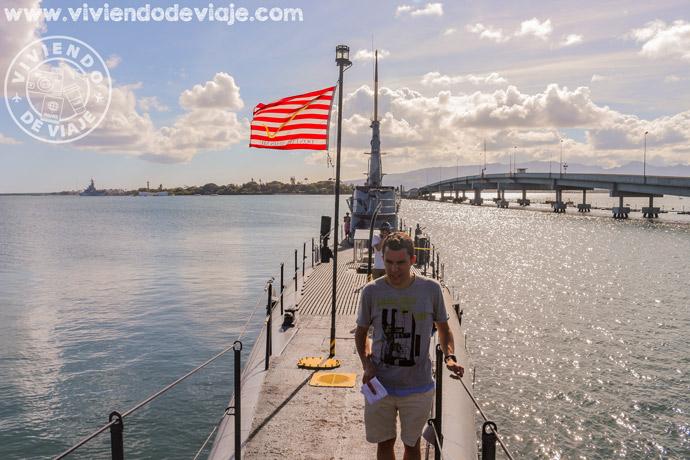 Pearl Harbour, Hawaii