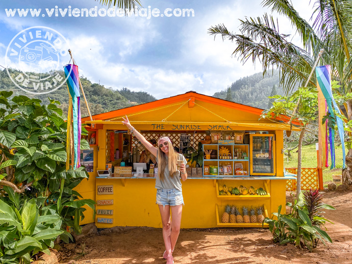 The Sunrise Shack | Viaje a Hawaii