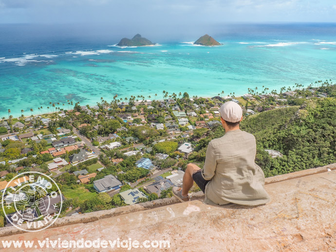 Lanikai Pillbox, Oahu
