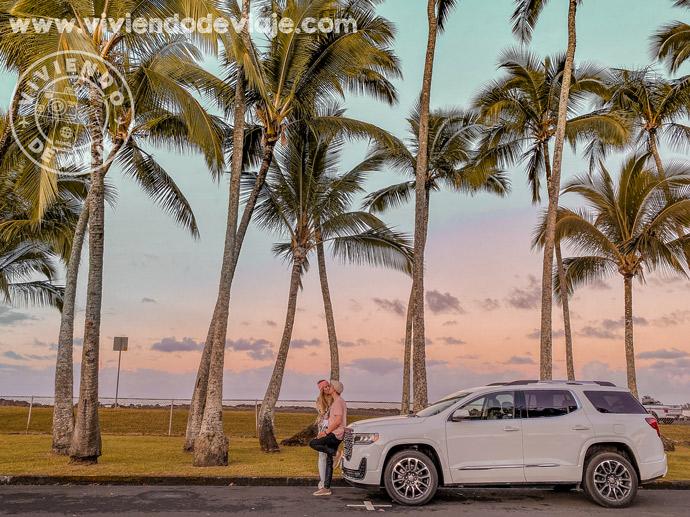 Gastos de viaje a Hawaii | Coche de alquiler