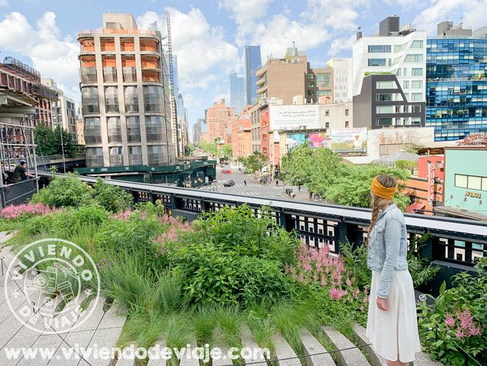 High Line   Planning de Nueva York en 5 días