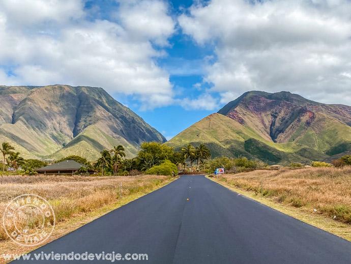 Qué ver en Maui, zona de West Maui