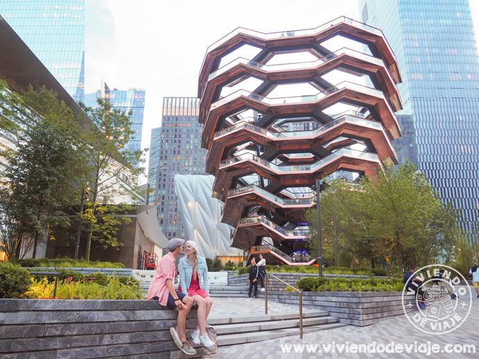 Edificio The Vessel   Nueva York en 5 días