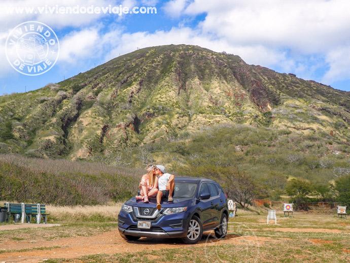 Alquilar un coche en Oahu, Hawaii