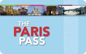 Tarjeta Paris Pass