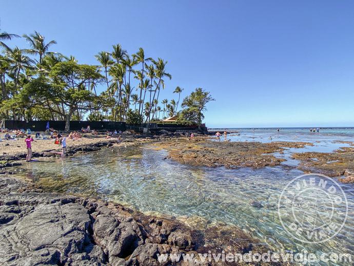 Kahalu'u Beach, Big Island