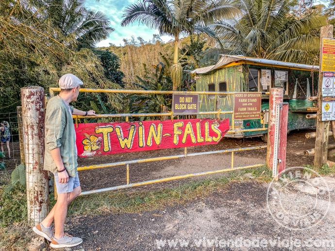 Twin Falls | Carretera de Hana
