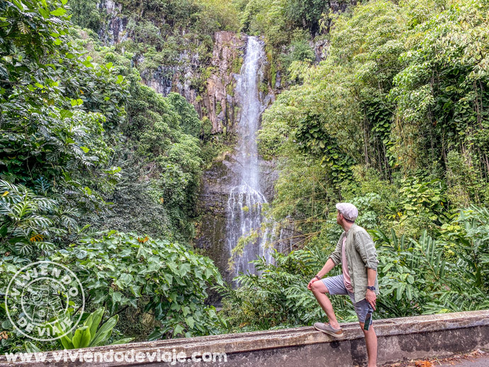 Wailua Falls | Carretera de Hana