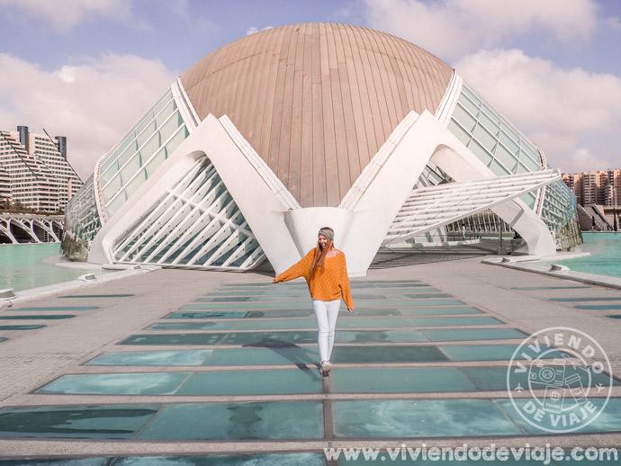 Alojamiento en Valencia | Ciudad de la Artes y las Ciencias