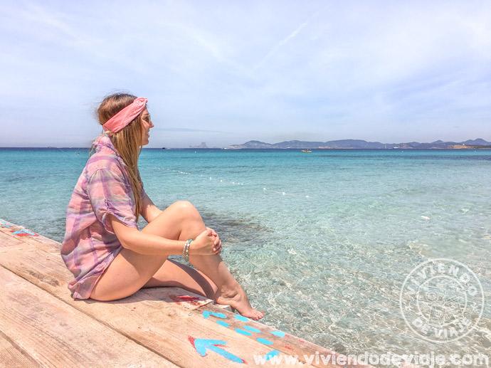 Dónde alojarse en Formentera   Playa de Ses Illetes