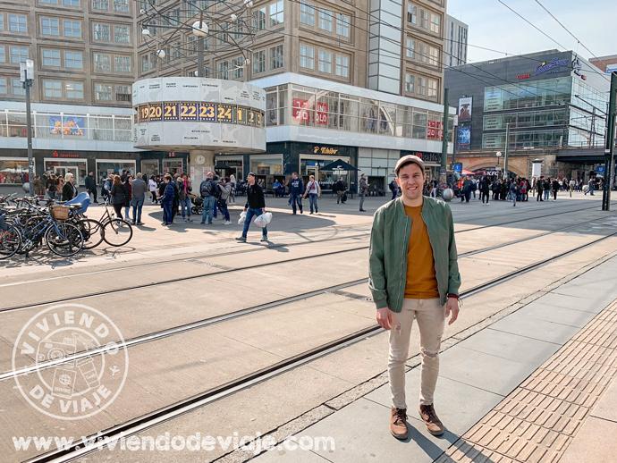 Alexanderplatz, una de las mejores zonas dónde alojarse en Berlín